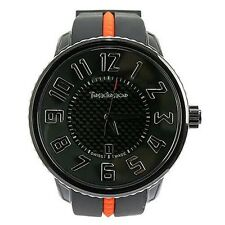 TENDENCE 02035010 LIMITED EDITION GULLIVER MYSTERY BLACK 52MM QUARTZ MENS WATCH