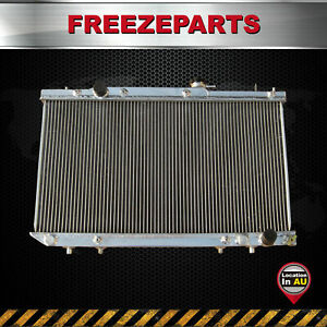 3R Alloy Radiator For Toyota Caldina GT-T ST215 ST246 3SGTE 2.0L Turbo AT 99-07