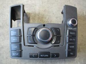 Multimediabedienteil Navigation Audi A6 4F Bedienteil MMI Radio 4F1919610