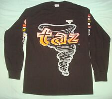 Taz Monster Jam Long Sleeve T Shirt Looney Tunes Monster Truck Tv Show Rally