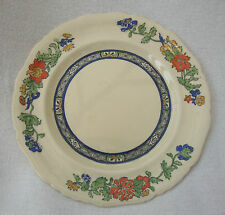 AN ORIGINAL ANTIQUE MASONS IRONSTONE HAND PAINTED SIDE PLATE 18 cm