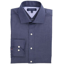 Tommy Hilfiger Men's Long Sleeve Button-Down Dress Shirt - $0 Free Ship
