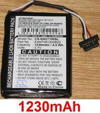 Batterie 1230mAh type E4MT081202B22 Pour Navigon PNA 7000T