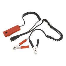 TL80/L Sealey Lead Set 1.5mtr with Conductive Pick-Up for TL80, TL81, TL84, TL85