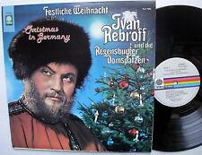 IVAN REBROFF und die Regensburger Domspatzen Christmas in GERMANY LP 1970