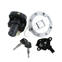 Ignition Switch Fuel Gas Cap For Yamaha YZF 1000 600 97-98 XJR 400 1200 95-98 96