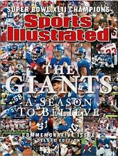 SI Presents-The Giants A Season to Believe-Super Bowl XLII Champs - HC w/DJ 2008