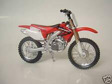 HONDA CRF450R Motorrad-Modell 1:18 NEU/OVP - CRF 450 R