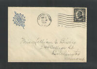 1924 DAUGHTERS OF THE AMERICAN REVOLUTION ADVERTISING COVER