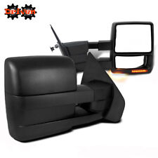 Powered Heated Towing Extended Side Mirrors Pair Left Right 04-08 F150 FX4 FX2
