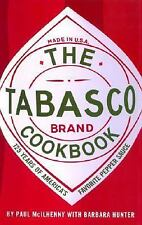 The Tabasco Cookbook: 125 Years of America's Favorite Pepper Sauce