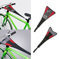 Bicycle Sweat Proof Net Protective Frame Fixed Strap Bike Accessories For Summer
