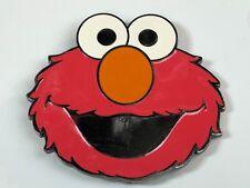 Sesame Street Muppets Red Elmo Belt Buckle  - Elmo's World - enamel metal