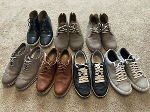 Lof Of 7 Cole Haan Mens Shoes Size 7