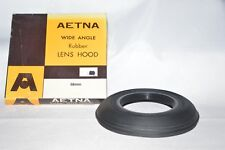Aetna 58 MM NEW Wide Angle Screw-In Rubber Reversible Lens Hood (H-95)
