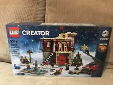 Brand New Lego Winter Village Fire Station Set (10263)