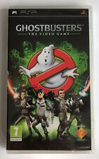 PSP Ghostbusters (2009), UK Pal, Brand New & Sony Factory Sealed