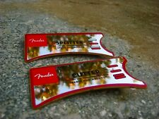 ♚ULTRA RARE !♚ FENDER AMERICAN DELUXE PLUS STRATOCASTER HSS PERSONALITY CARDS ♚
