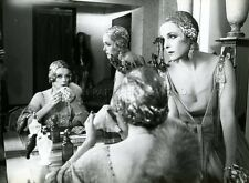 MAGGIE SMITH  QUARTET  1981 VINTAGE PHOTO ORIGINAL #3  JAMES IVORY