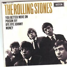 THE ROLLING STONES    ORIGINAL EP THEIR FIRST 1964