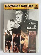 Le Retour de Don Camillo Julien Duvivier DVD New and Sealed