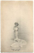 Postcard ~ Little Lady or The Doll Lady, Sideshow Performer c1920s