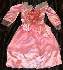 Princess Aurora Sleeping Beauty Halloween Costume Kids Toddler Size 2-4 Girls