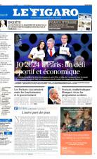 Le Figaro 14.9.2017 n°22735**MACRON CARAÏBES*iPhone X*MACRONISME=PRAGMATISME*APL