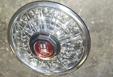 Wire Wheel Cover 1979 1980 1981 82 1983 1984 1985 1986 Ford LTD/Mercury Marquis