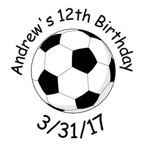 108 Sports - Soccer - Football-Basketball - Hershey Kisses Labels - Party Favors