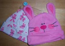 New Gerber 2 Pack Girl's Baby Caps, Baby Shower Gift, Hat, 0-6 Months