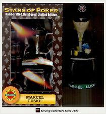 Pokers Stars Bubble Head-- Poker Star: Marcel Luske
