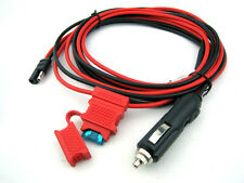 Cigarette Lighter Power Cable Cord for Motorola Mobile Radio GM340 PM400 PRO5100
