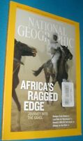National Geographic April 2008 : Africa's ragged Edge - Journey into the Sahel