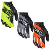 O'Neal Matrix Kinder MX Handschuhe Burnout Motocross Downhill Enduro MTB DH FMX