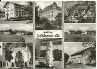 Ansichtskarte Großhöhenrain - Obb. b. Bad Aibling -  schwarz/weiß