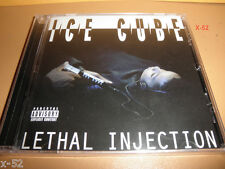 ICE CUBE nwa SOLO cd LETHAL INJECTION george clinton BOP GUN you know how we do