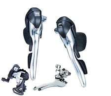 microSHIFT Road Double 2X9 Speed Group Set Bike Derailleur for Shimano Shifters