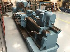 """American Pacemaker 20"""" X 96"""" Style 'E' Engine Lathe **Threading & Taper**"""