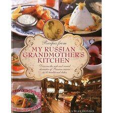 Recipes from My Russian Grandmother's Kitchen by Elena Makhonko (Hardback, 2014)