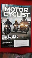 New MOTORCYCLIST July 2016-Multistrada Enduro-FJR1300ES-Indian Springfield
