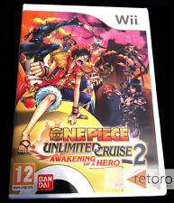 One Piece Unlimited Cruise 2 Nintendo Wii en Español