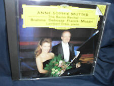 Anne-Sophie Mutter / Lambert Orkis – The Berlin Recital