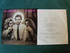 PETE TOWNSHEND: Empty glass LP + INNERSLEEVE lyrics1980 French press ATCO 50 699