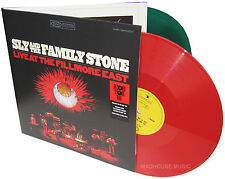 SLY and THE FAMILY STONE LP x 2 Live at the Fillmore East  RECORD STORE DAY 2015