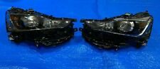 2017-2020 Lexus IS200T IS300 IS350 RH + LH Pair OEM LED Headlight BARE ONLY<65L>