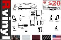 Rdash Dash Kit for Hyundai Elantra 2001-2003 Auto Interior Decal Trim