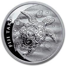 2013 Fiji 1 oz Silver $2 Taku BU