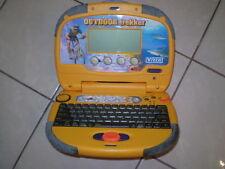 VTech Outdoor Trekker Kids Laptop Computer Games Learning FM Radio Rugged Case