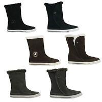 Converse All Star Winter Stiefel CT Beverly Mid Boots Chucks Stiefeletten Damen